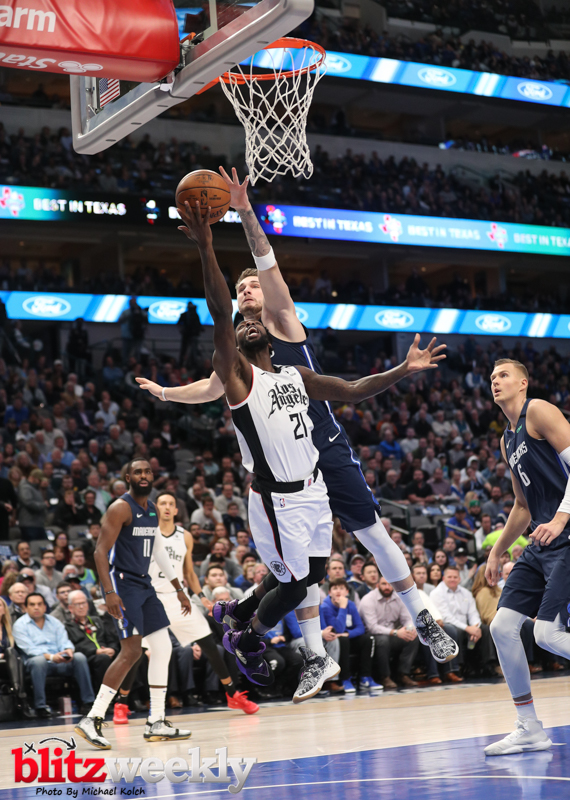 Dallas Mavericks Vs Los Angeles Clippers Blitz Weekly