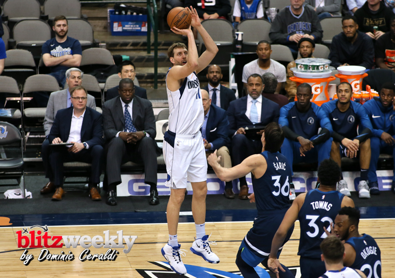 Mavs vs T- Wolves (1)