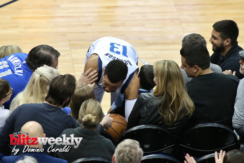 Mavs vs T- Wolves (10)