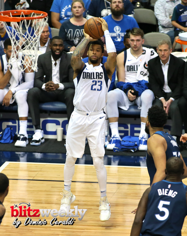 Mavs vs T- Wolves (19)