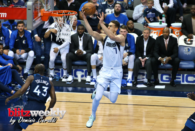 Mavs vs T- Wolves (2)