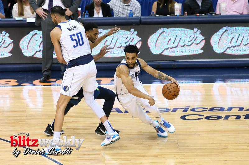Mavs vs T- Wolves (4)