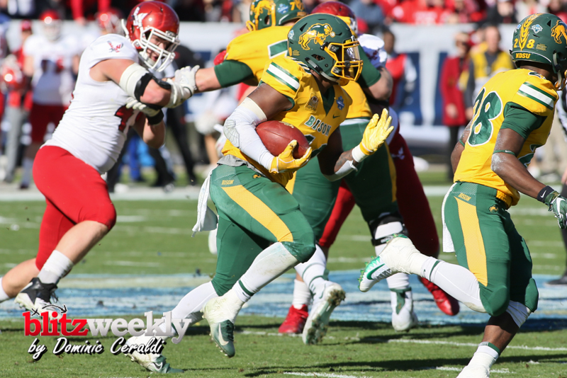 Eastern Washington vs North Dakota State (1)