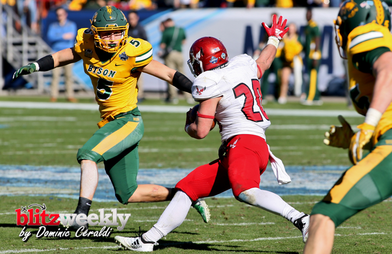 Eastern Washington vs North Dakota State (3b)