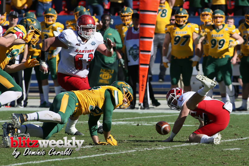 Eastern Washington vs North Dakota State (6b)