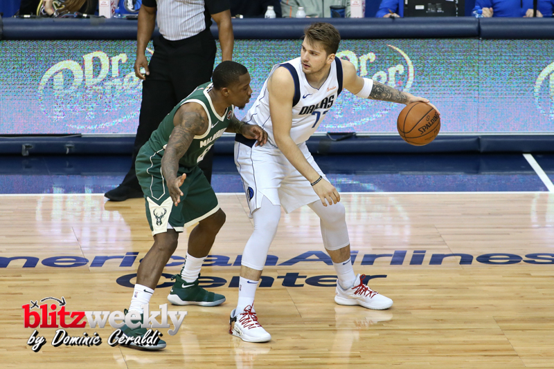 Mavs vs Bucks (1)