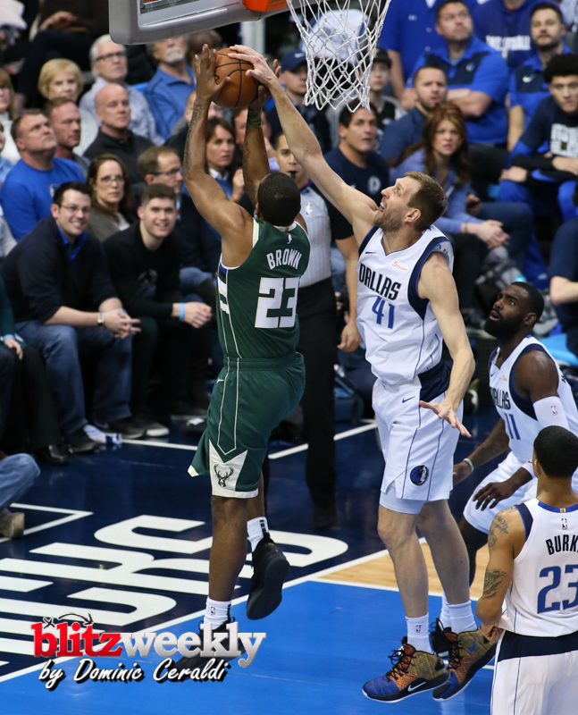 Mavs vs Bucks (2)