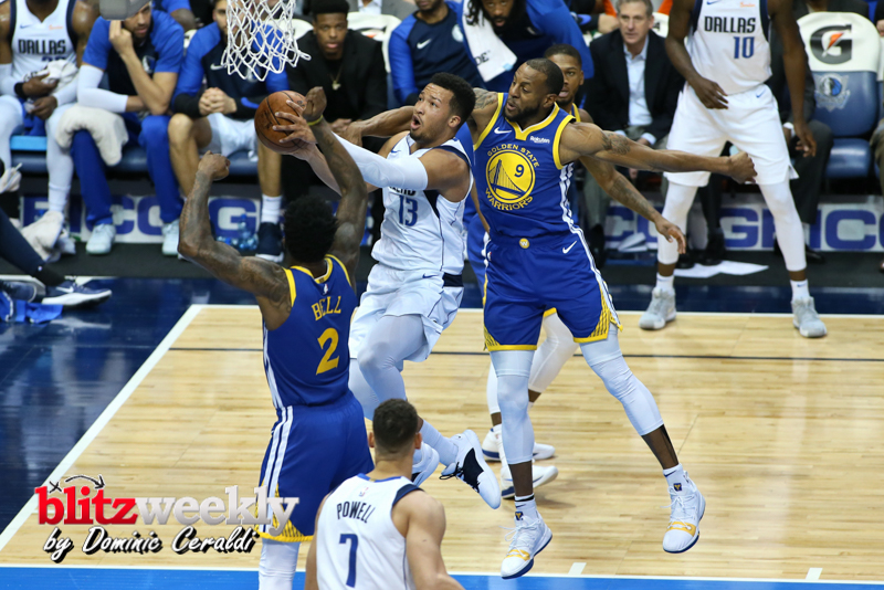 Mavs vs GSW (2b)