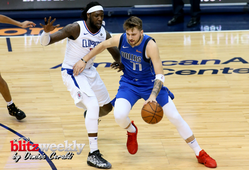 Mavs vs LAC (7)