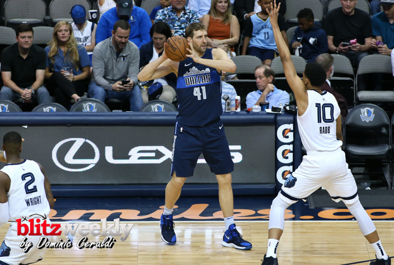 Mavs vs Grizzlies (2)