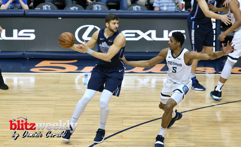 Mavs vs Grizzlies (3)