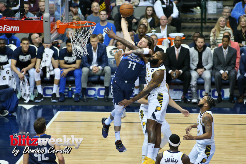 Mavs vs Pacers (1)