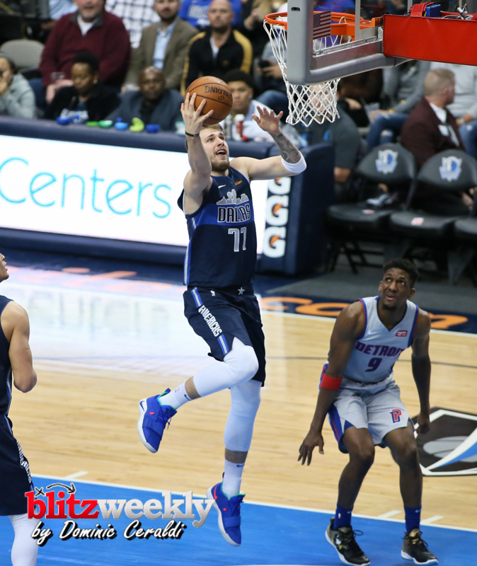 Mavs vs Pistons (2)