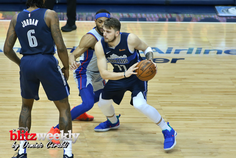 Mavs vs Pistons (2b)