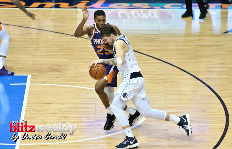 Mavs vs Suns (2)