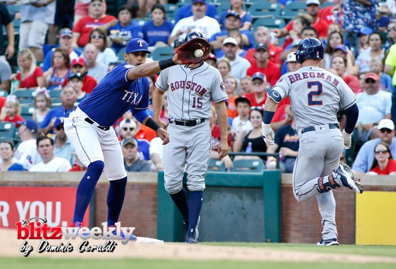 Rangers vs Astros (1)