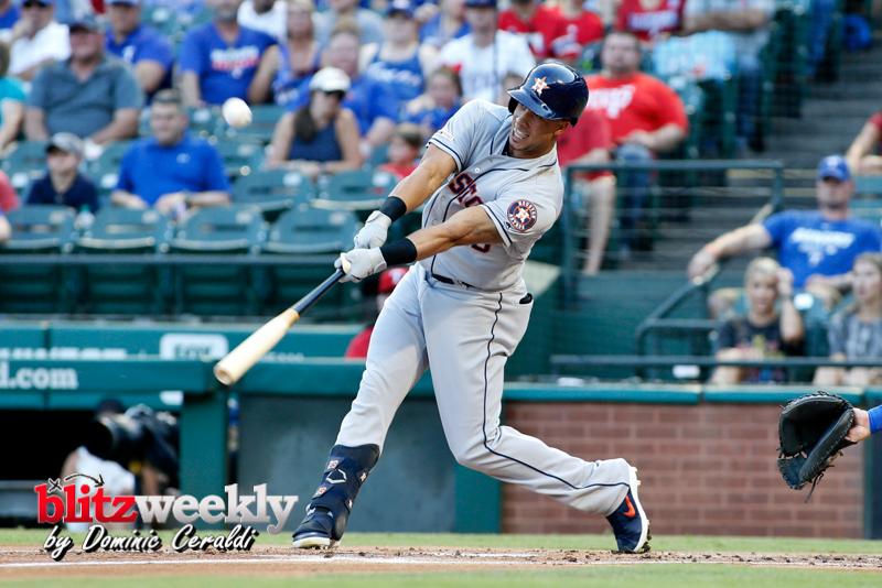 Rangers vs Astros (2)