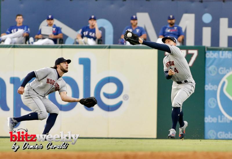 Rangers vs Astros (2a)