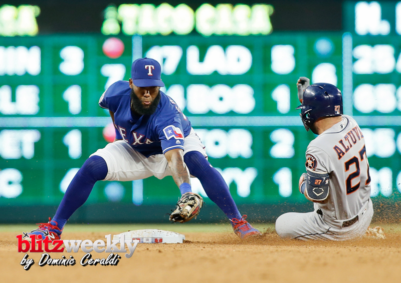 Rangers vs Astros (3b)