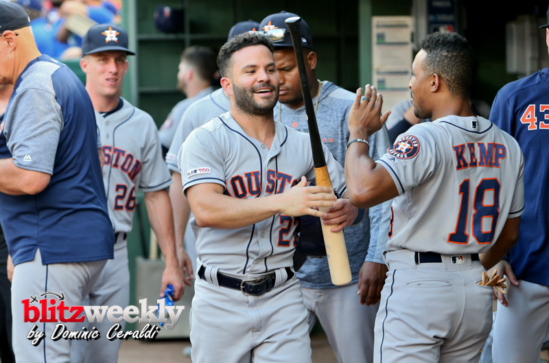 Rangers vs Astros (5a)