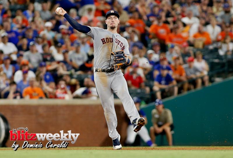 Rangers vs Astros (7a)