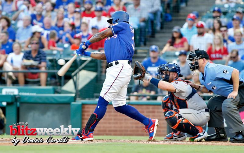 Rangers vs Astros (9)