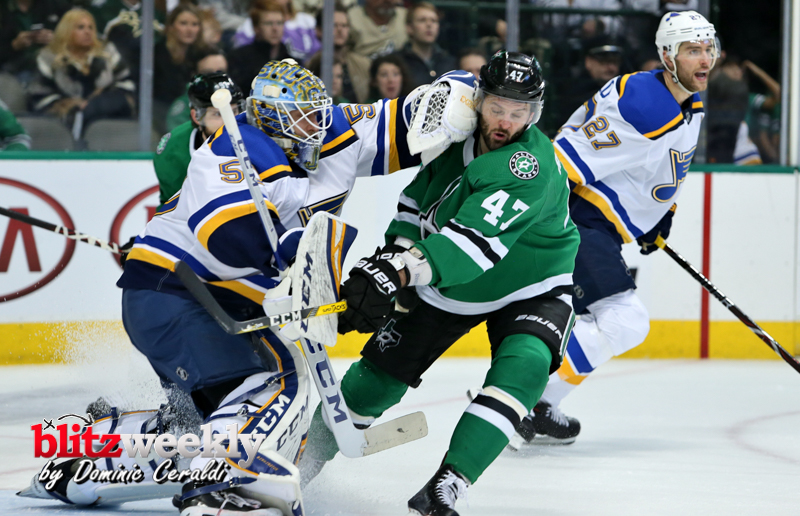 Stars vs Blues (1)