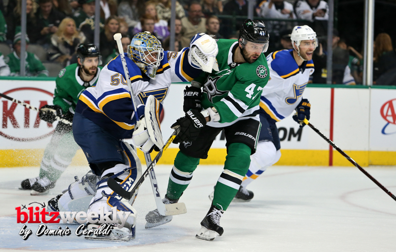 Stars vs Blues (2)