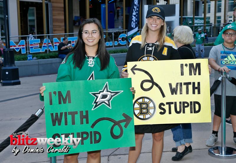 Stars vs Bruins 10-3-19 (10)