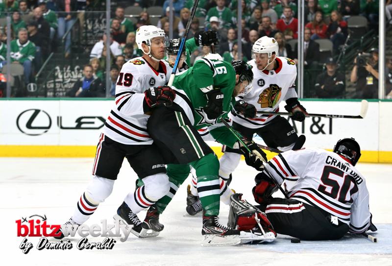 Stars vs Blackhawks (16)
