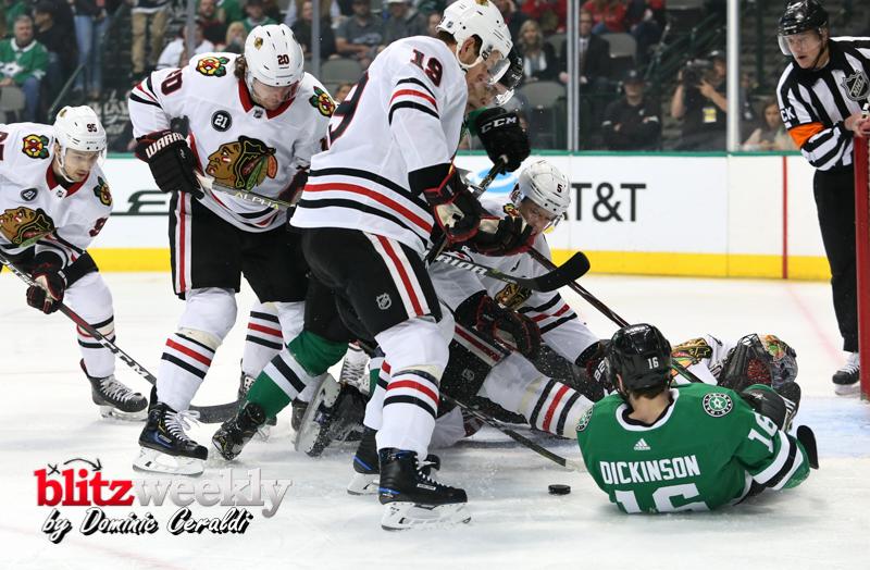Stars vs Blackhawks (17)