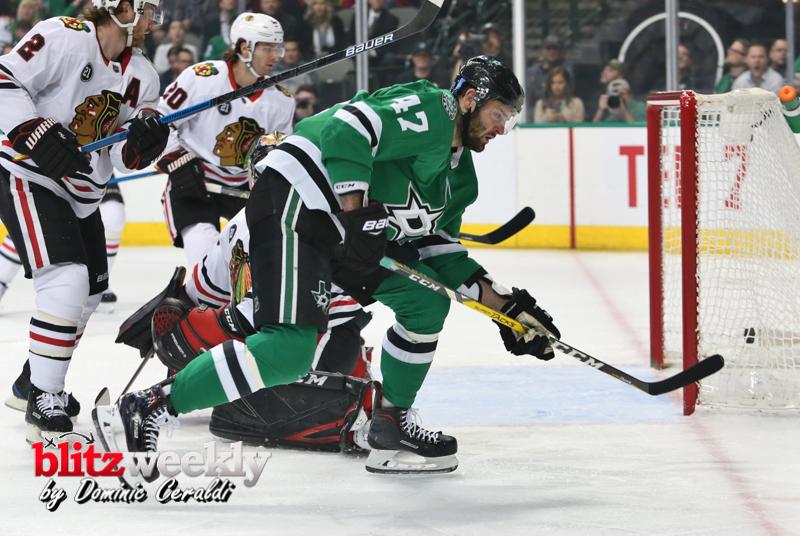 Stars vs Blackhawks (2)