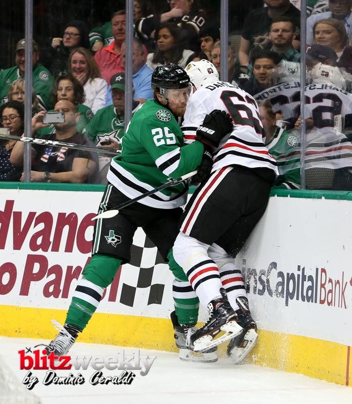 Stars vs Blackhawks (33)
