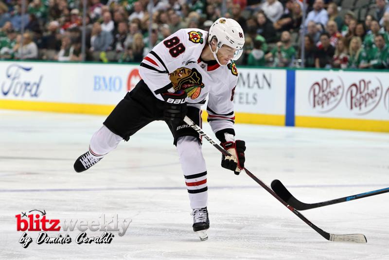 Stars vs Blackhawks (5)