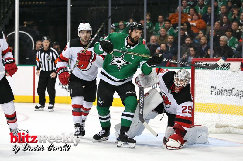 Stars vs Devils (1)