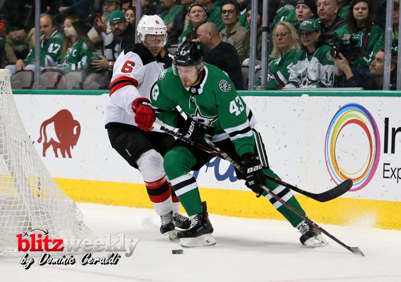 Stars vs Devils (2)