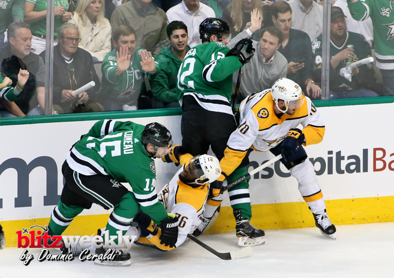 Stars vs Predators (1)