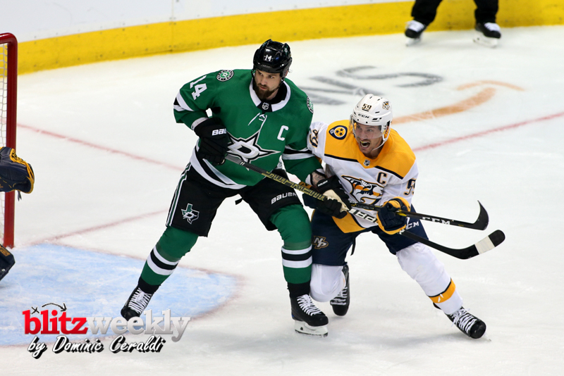 Stars vs Predators (2)