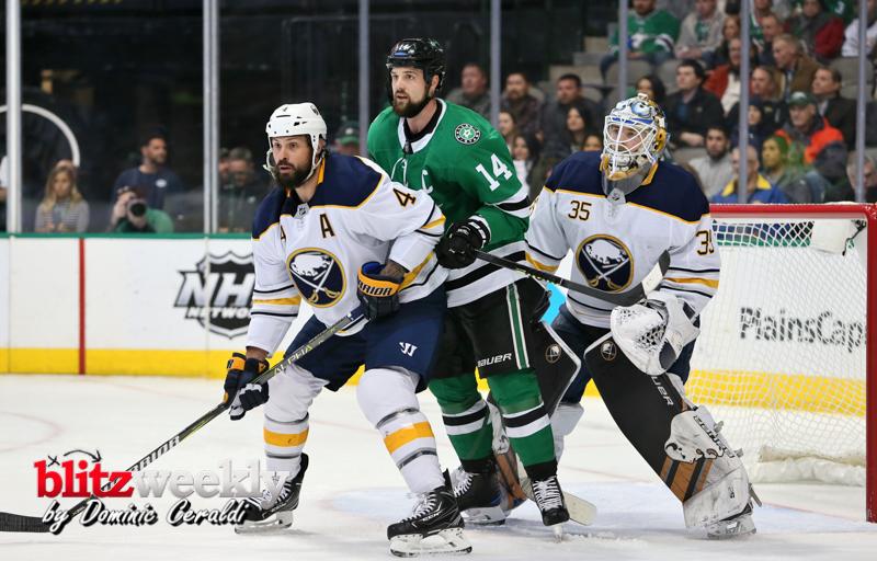 Stars vs Sabres (2)