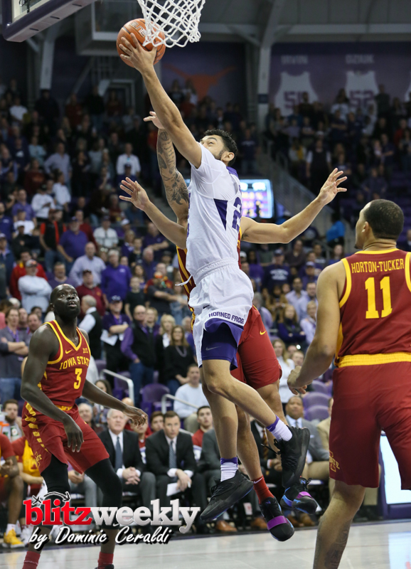 TCU vs Iowa State (3a)