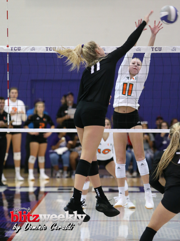 TCU vs Miami  VB (25)