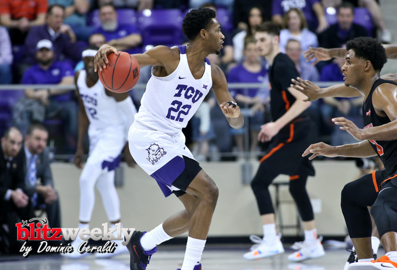 TCU vs Sam Houston (5b)