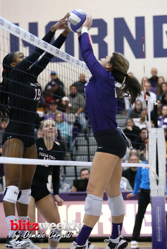 TCU-vs-Texas-Tech-Volleyball-26