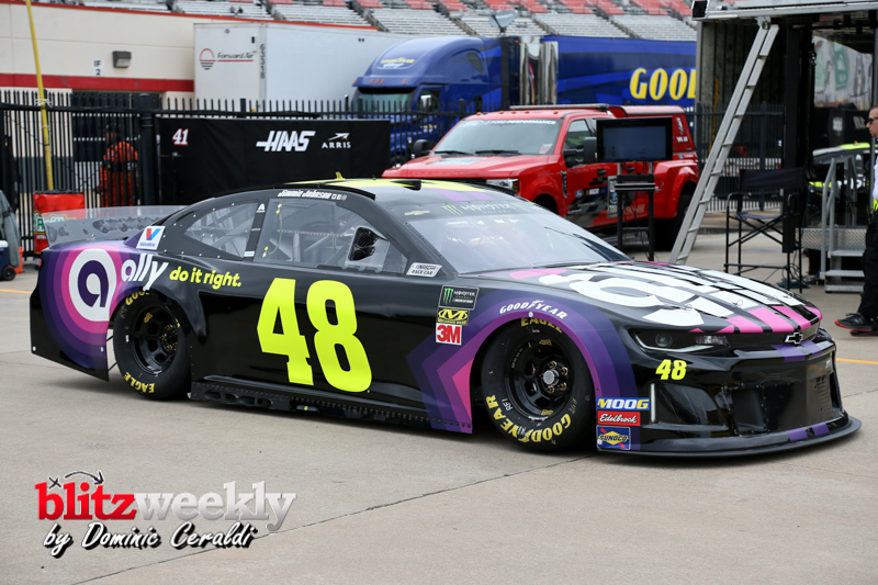 Nascar monster energy practice (20)