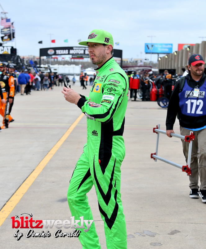 Nascar monster energy practice (25)