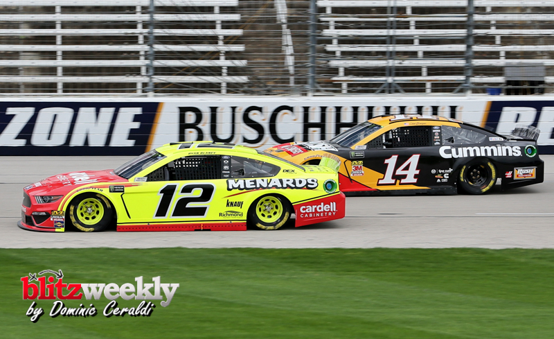 Nascar monster energy practice (43)