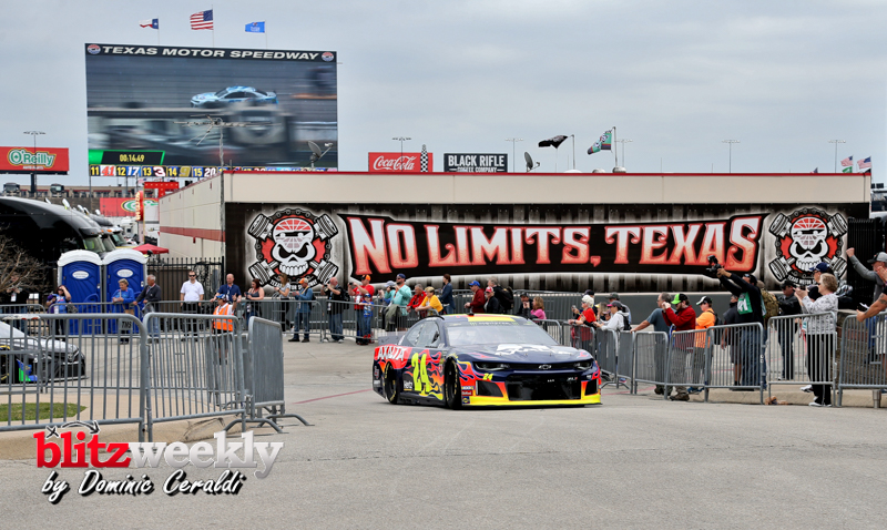 Nascar monster energy practice (9)