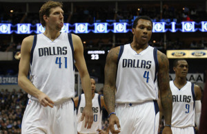 Photo Courtesy of Michael Kolch.  The Dallas Mavericks suffered one of their worst defeats of the season against the red hot Detroit Pistons.