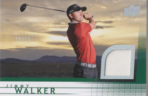 In addition to having his own golf card, Jimmy Walker joins elite company having won the Sony Open in Hawaii more than once.