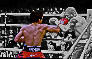 Many have dreamed of a Mayweather vs. Pacquiao fight. Photo Courtesy: Glorius Gaduang
